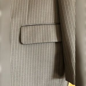 Calvin Klein Suits & Blazers - Calvin Klein Pin Stripe Slim-Fit Suit